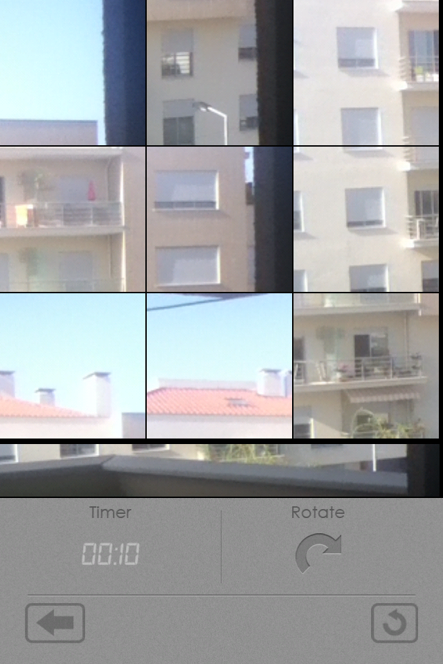 Screenshot Live Video Puzzle Lite